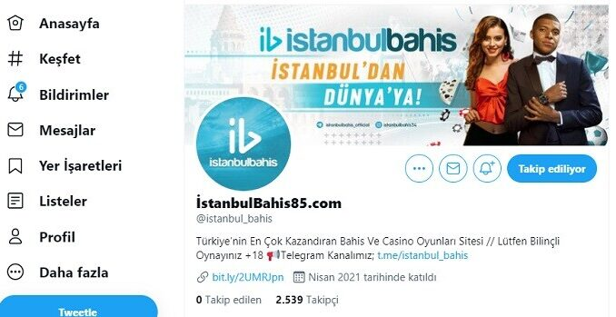 istanbulbahis twitter