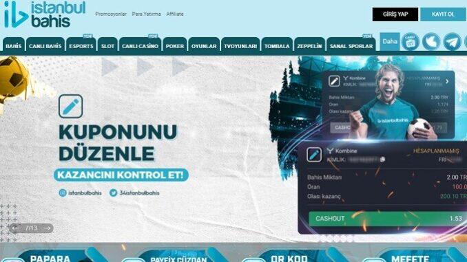 İstanbulBahis IOS ve Android Uygulaması